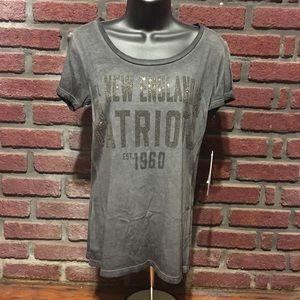 Lady's New England Patriots T-shirt